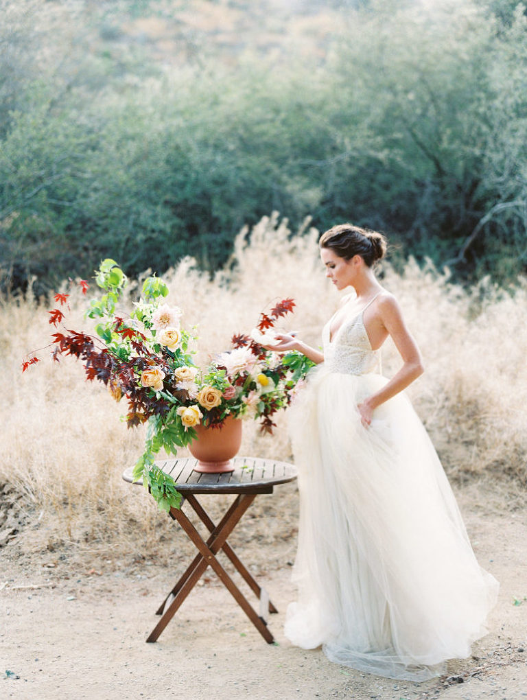 Griffith Park Wedding